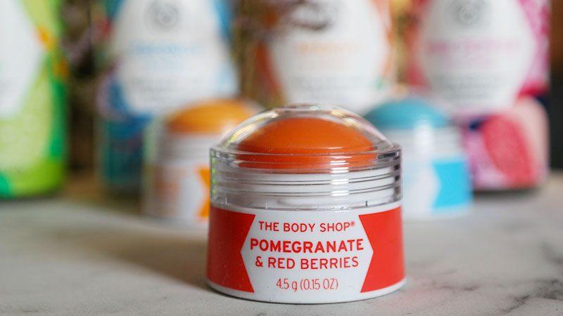 pomegranate red berries parfumbalsem