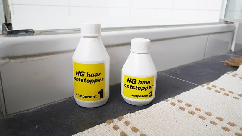 HG haarontstopper