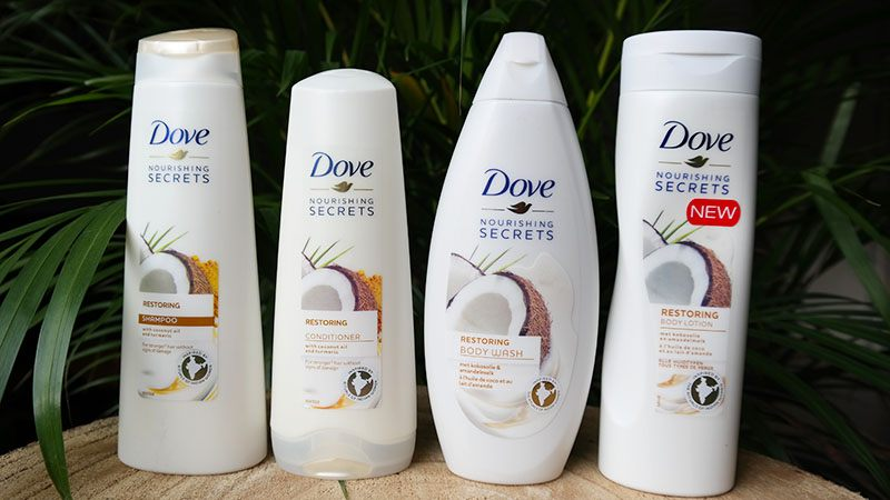 dove nourishing secrets review