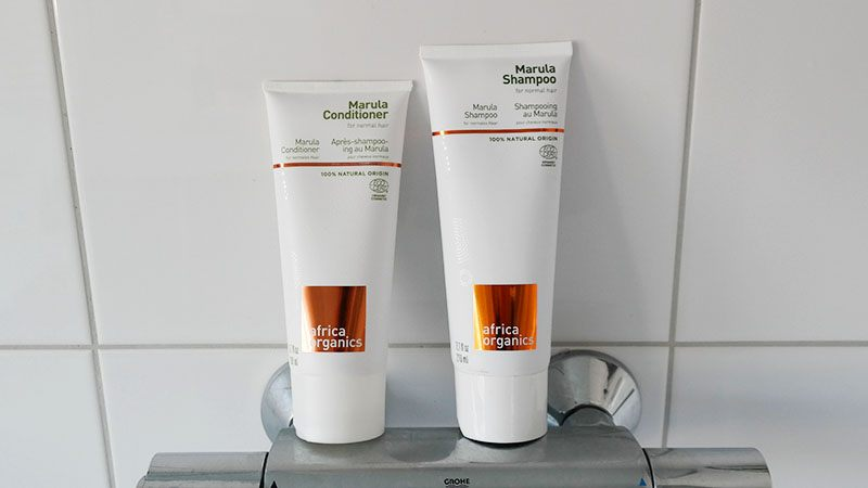 marula shampoo marula conditioner