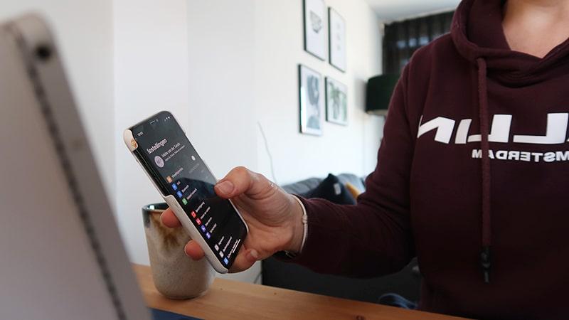 overstappen naar iphone 11