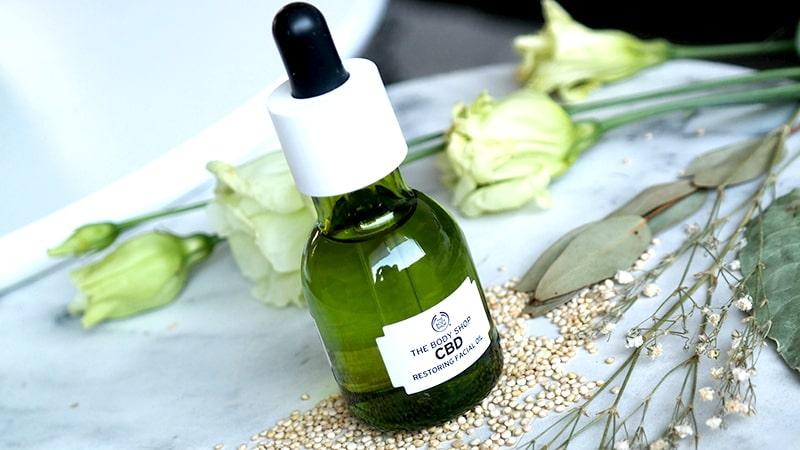 cbd facial oil