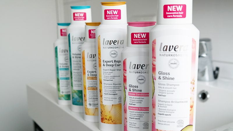 review lavera shampoo en conditioner