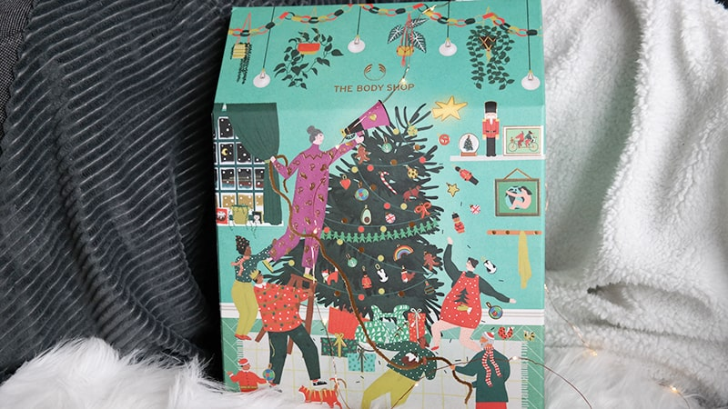 the body shop adventskalender 2020