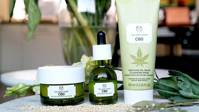 the body shop cbd review