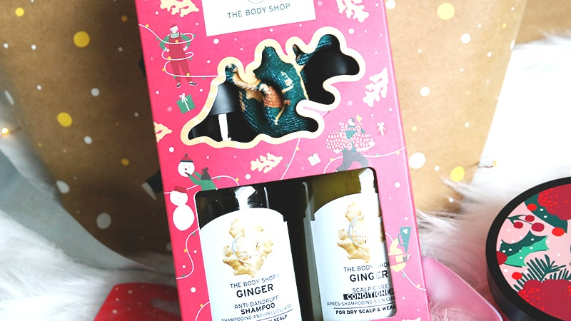 the body shop ginger