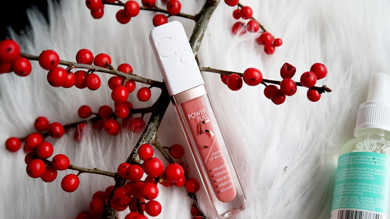 Powerfull 5 liquid lip balm catrice