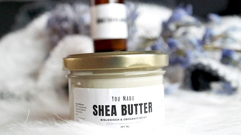 biologische shea butter