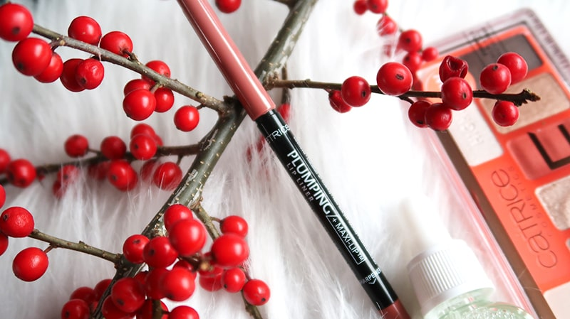 Plumping lip liner