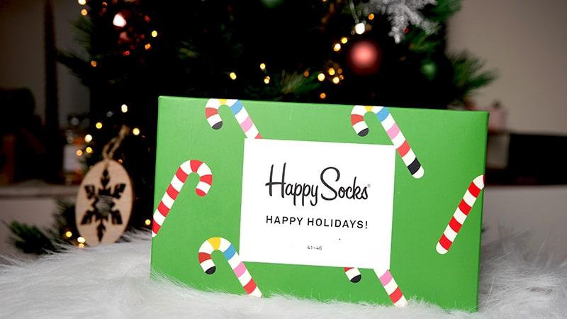 kerstcadeaus voor mannen happysocks