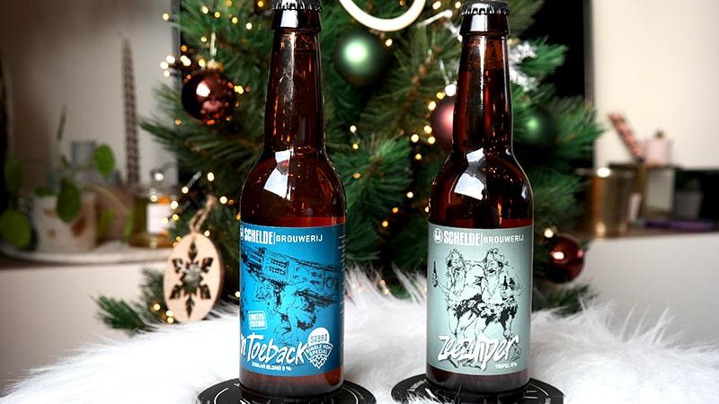 scheldebrouwerij bier cadeau man