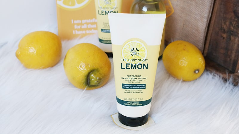 Protecting Hand & Body Lotion