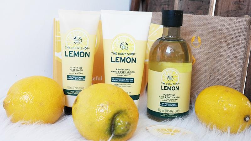 the body shop lemon review