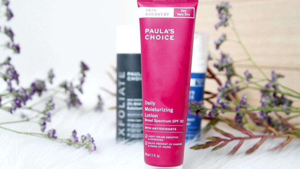 Skin Recovery Paula's Choice Dagcrème SPF 30 daily moisterizing lotion