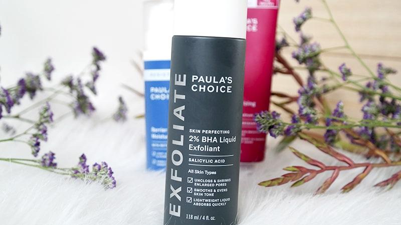 exfoliant paulas choice Skin perfecting 2 bha liquid exfoliant