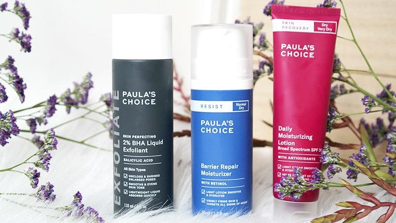 review paulas choice exfoliant paula's choice