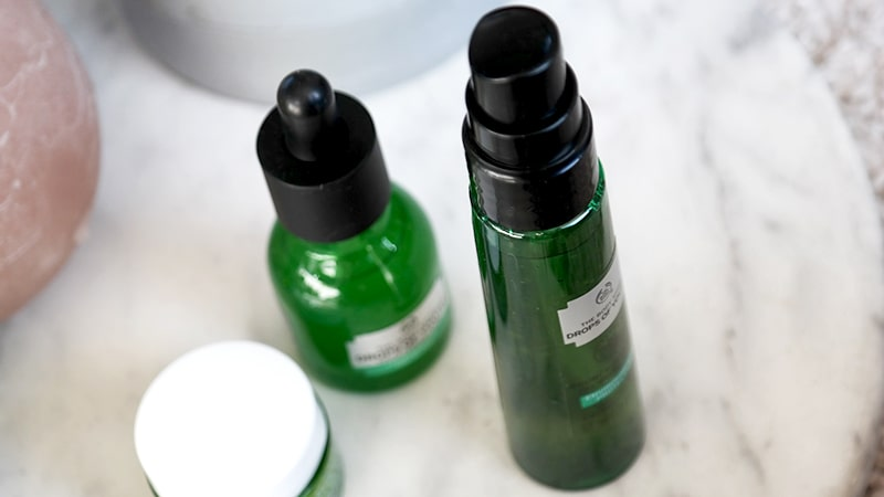 The Body Shop Drops of Youth Bouncy Jelly Mist review