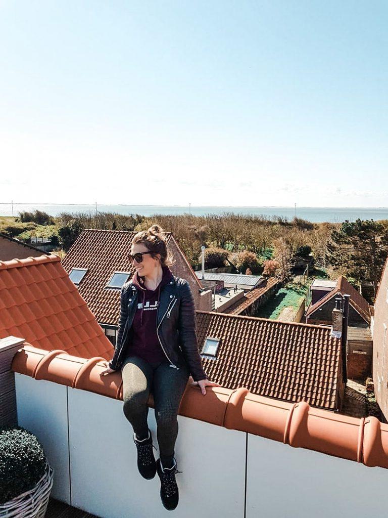 uitzicht residentie soutelande appartement