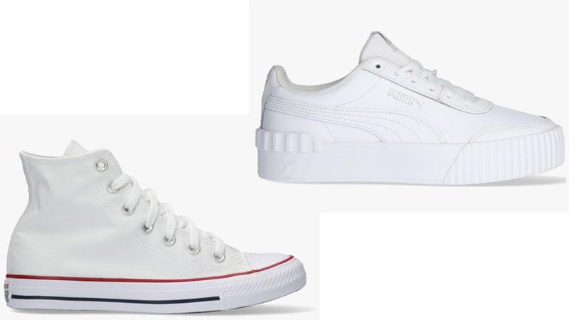 witte sneakers 2021