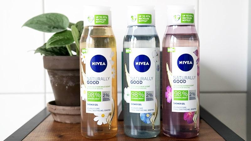 NIVEA Naturally Good review