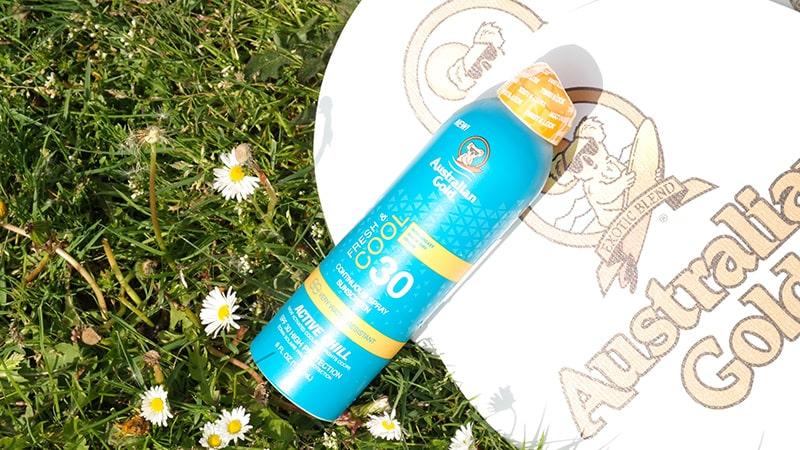 SPF 30 Active Chill Spray