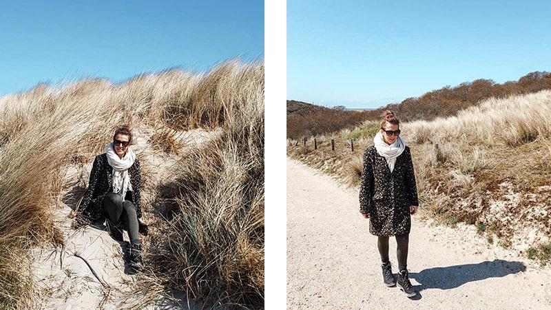 Wandelen in zeeland duinen