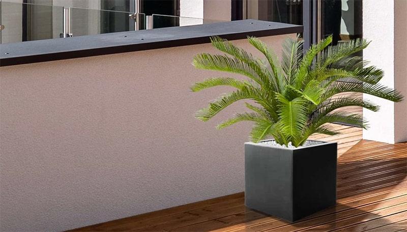 cyas palm kunstplant
