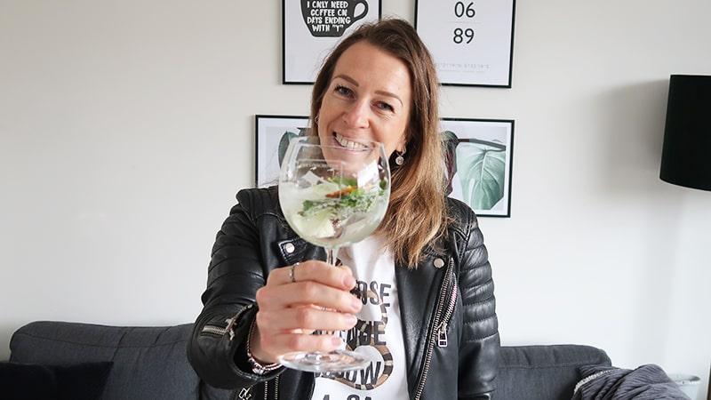 gin tonic double dutch
