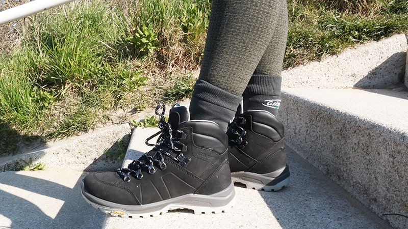 grisport wandelschoen goede wandelschoenen wandelen in zeeland