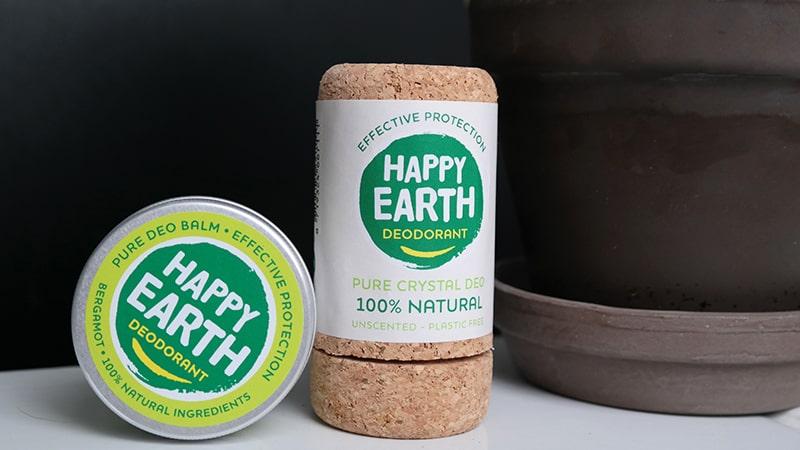natuurlijke verzorging happy earth-