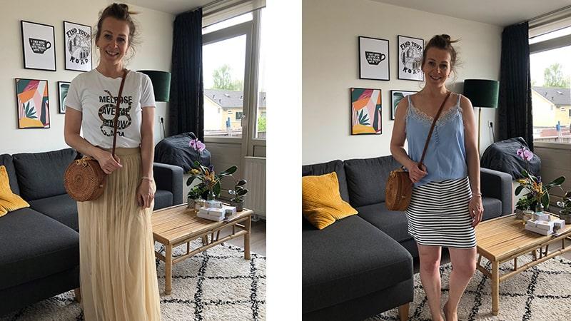 leuke outfits dames zomer