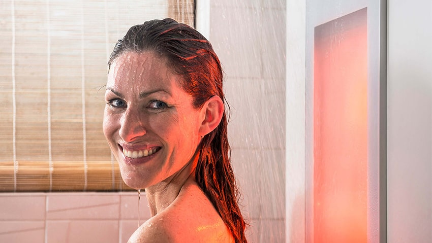 sunshower badkamer wensen