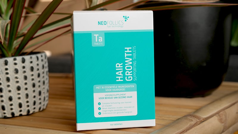 Neofollics tablets Hair Growth Supporting