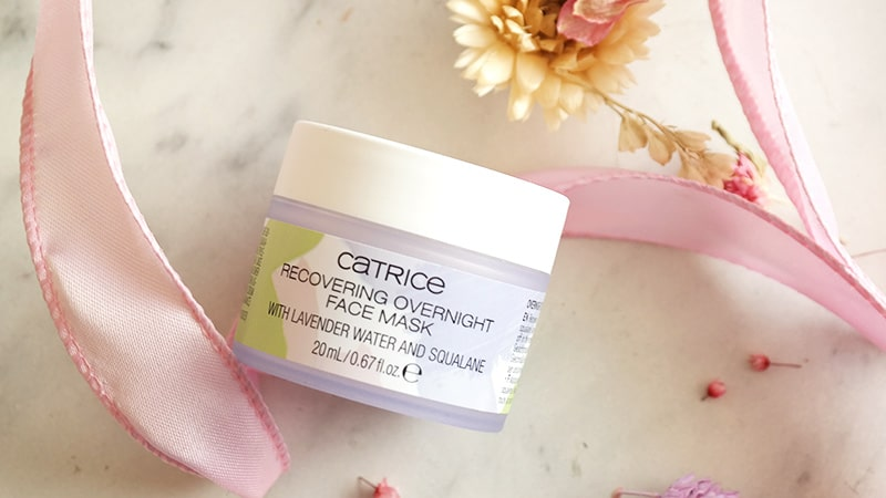 Recovering Overnight Face Mask