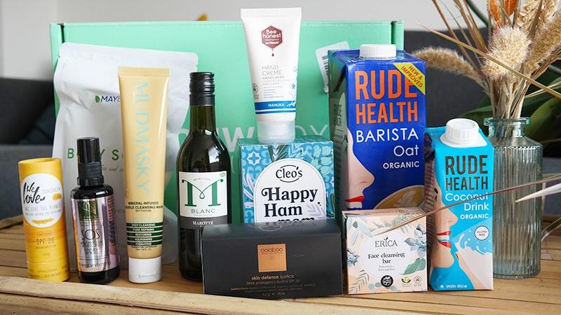 duurzame producten jouwbox