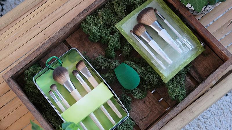 ecotools brushes sponge review