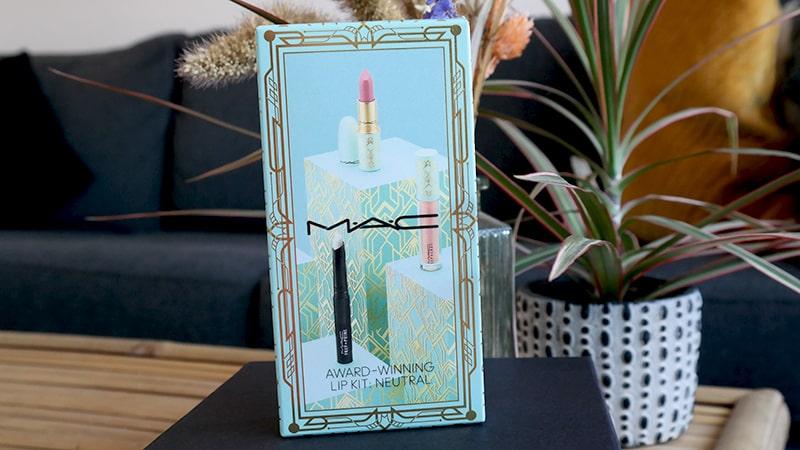 mac cosmetics lip kit