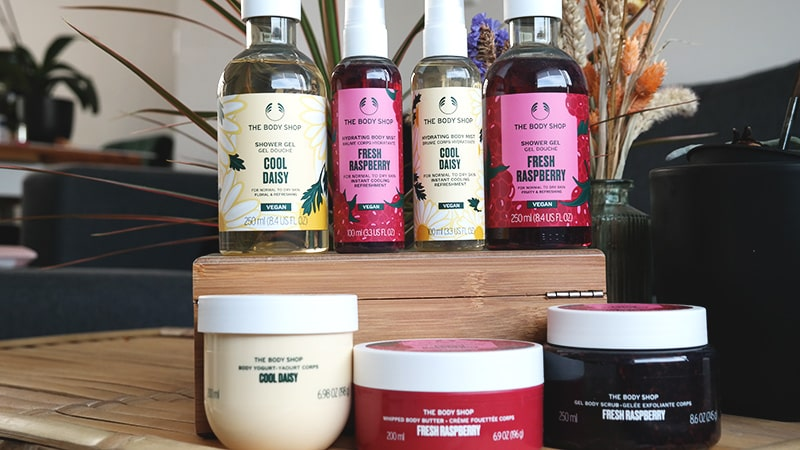 the body shop special edition