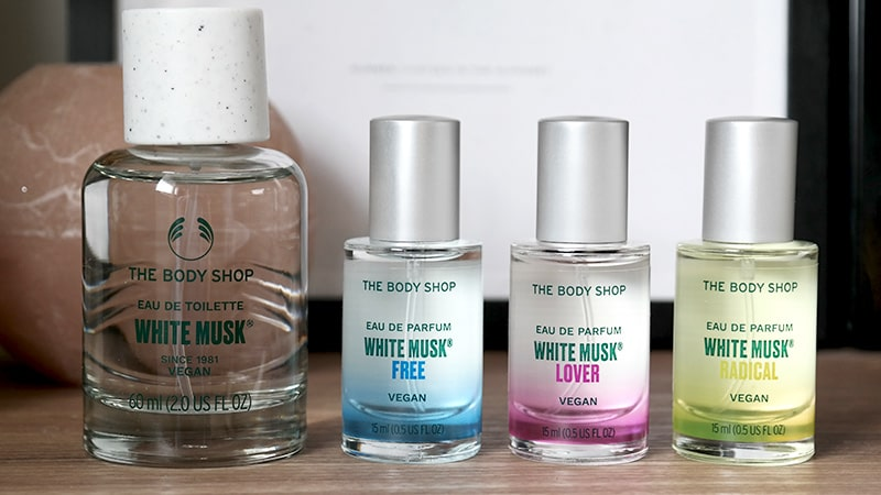 the body shop white musk review