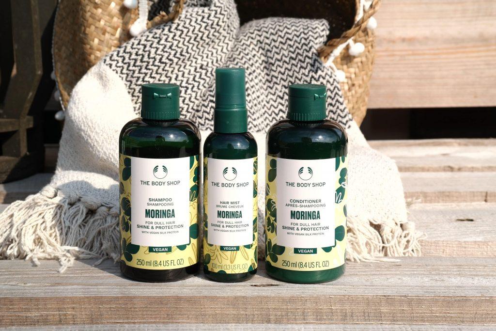moringa shampoo en conditioner