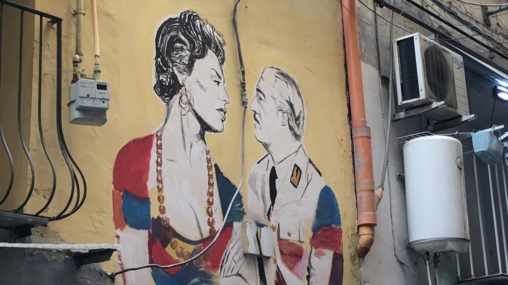 Spanish Quarter napels bezienswaardigheden